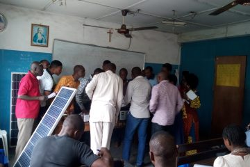 Solar Power Seminar in Lagos