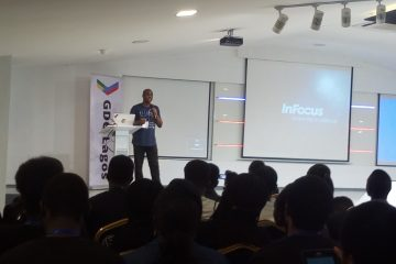Google Developer Group Lagos Development Conference