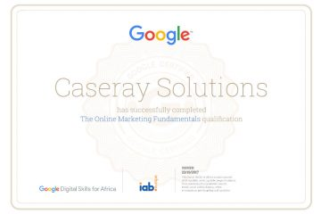 Caseray Solutions online marketing services