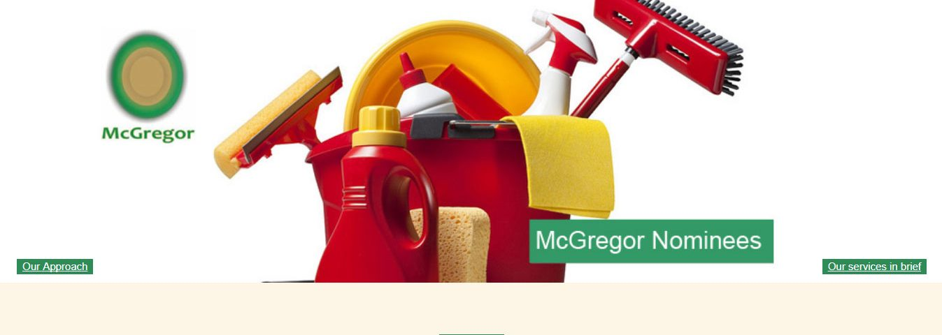 McGregor Nominees Limited Lagos Nigeria