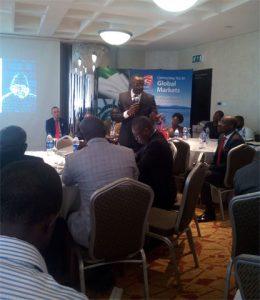 McAfee Breakfast Forum 2018 in Lagos