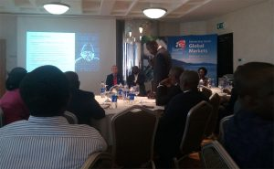 McAfee Breakfast Forum 2018 in Lagos Continental Hotel, Victoria Island, Lagos